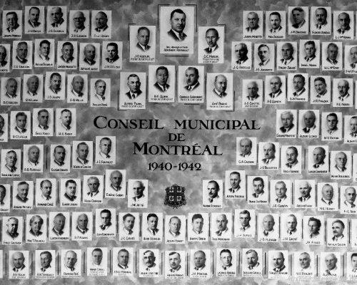 Ville de Montréal. Gestion de documents et d'archives VM6,S10,D015.22-5